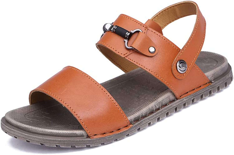 Men's Rome Two wear Leisure Slippers Non-Slip Breathable Open Toe Beach shoes Cozy Lightweight Take a Walk Swim Seaside Beach shoes