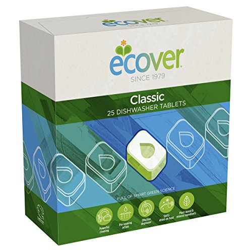 Ecover - Classic Dishwasher Tablets - 500g