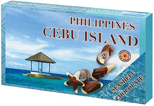 [賞味8/16] フィリピンお土産 | セブ シーシェルチョコレート 1箱