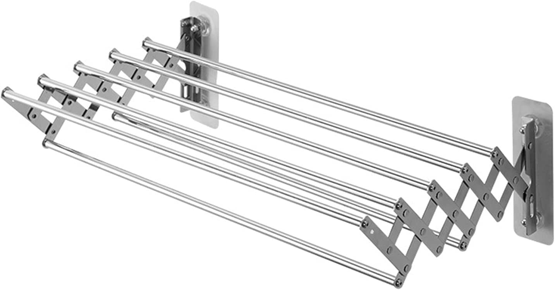 LLLD Folding Telescopic Towel Rack Ba quality assurance Rail In stock Stainless Steel