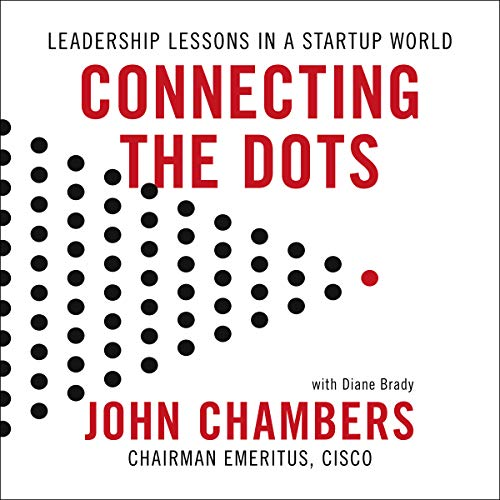 Couverture de Connecting the Dots: Leadership Lessons in a Startup World