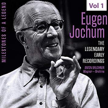 Milestones of a Legend: Eugen Jochum, Vol. 1