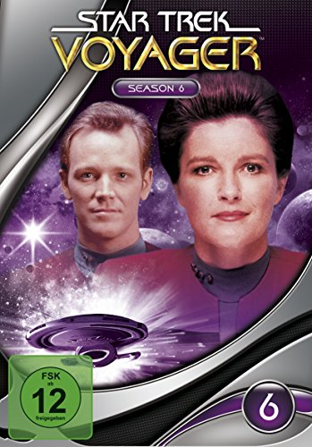 Star Trek Voyager - Season 6 (7 DVDs)