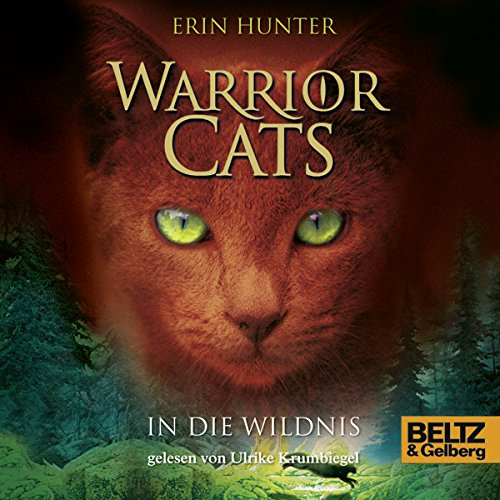 In die Wildnis (Warrior Cats 1) cover art