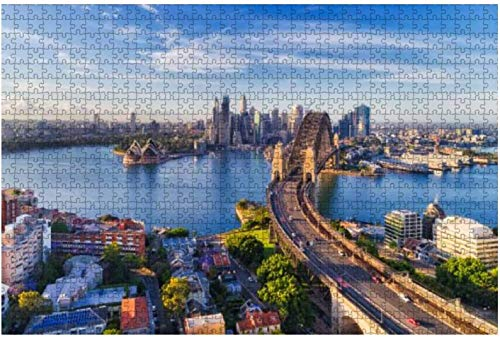 D Sydney Kirribilli HWY Br CBD Große...