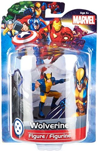Jamn Products 4 Marvel Figure -Wolverine by Jamn Products