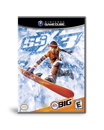 SSX 3 - Gamecube by Electronic Arts