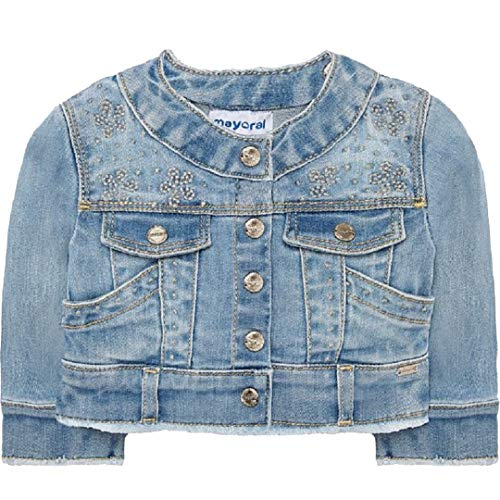 Mayoral Baby 1471 Bleached F/S 20 - Chaqueta Vaquera