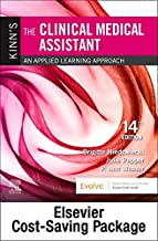 Kinn's The Clinical Medical Assistant - Text and Study Guide & Procedure Checklist Manual Package: An Applied Learning Approach