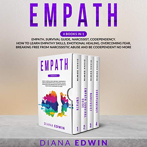 Empath: 4 Books in 1 cover art