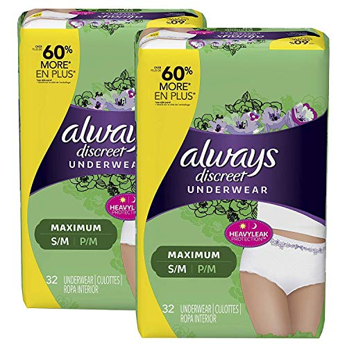 Always Discreet Incontinence &...