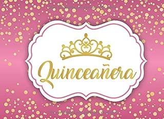 Quinceañera: Libro de firmas para Quinceañera mensajes y autografos para cumpleaños invitados a fiesta  40 paginas a color  8.25 x 6 in (Spanish Edition)
