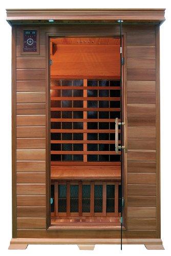 Infraroodcabine/warmtecabine/sauna - ECK ! Speciale actie voor 2 personen
