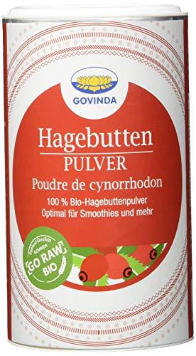 GOVINDA Hagebuttenpulver Bio, 1er Pack (1 x  220 g )