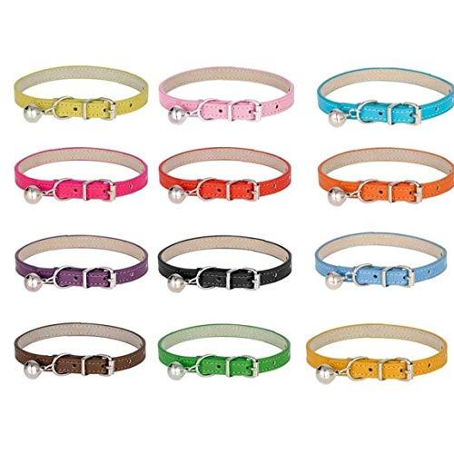 Whelping Collares de Colores Surtidos Perrito Identificación Collares Collares de Parto Colores Surtidos Perrito Identificación Collares Whelping Collares 12PCS