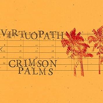 Crimson Palms