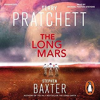 The Long Mars cover art