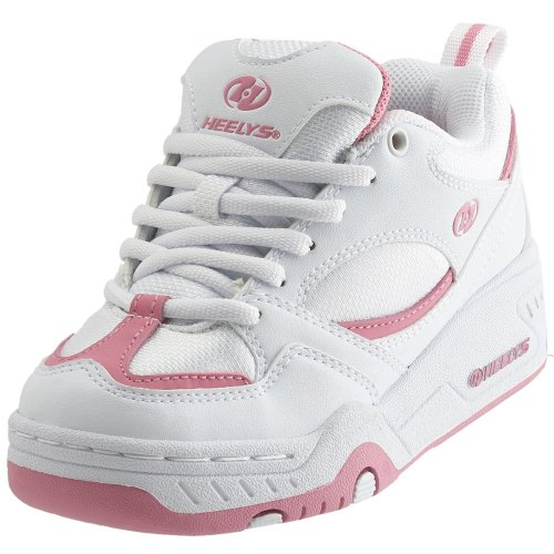 Heelys Adult Fizz Skate Shoe,White/Pink