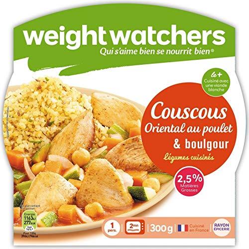 plats weight watchers auchan