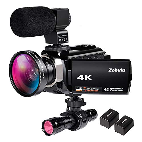Best hd camcorder for ghosts