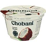Chobani Low Fat Coconut Blended Greek Yogurt, 5.3 Ounce -- 12 per case