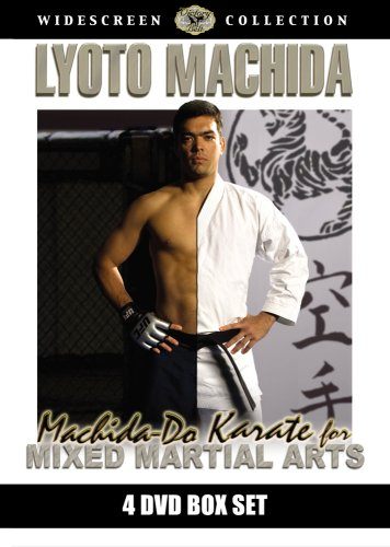 Machida-Do Karate for Mixed Martial Arts (Boxed Set)