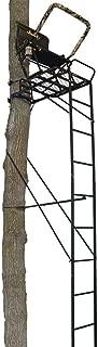 Muddy MLS1900 Boss Hawg 1.5 17 Foot Ladder Treestand, Black