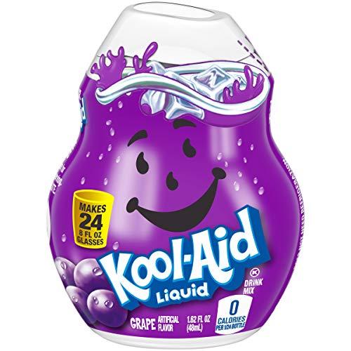 Kool-Aid Grape Flavored Liquid Drink Mix (1.62 oz Bottle)