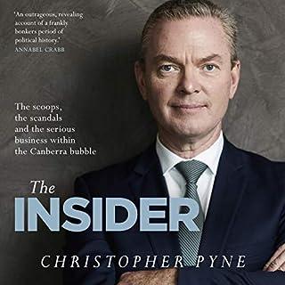 The Insider cover art