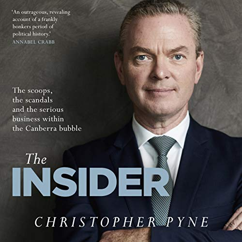 The Insider cover art