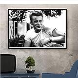 Hot James Dean Usa Filmschauspieler Star Paintings Poster