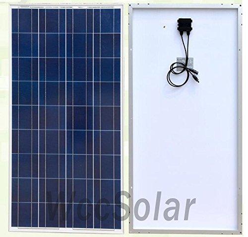 Panel Solar de Alto Rendimiento de 150watt 36 Celulas