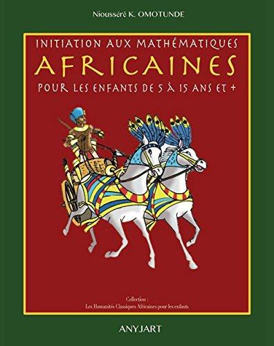 Introduksjon til afrikansk matematikk for barn fra 5 til 15 år og over