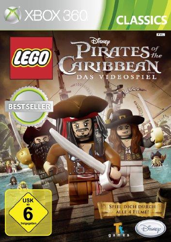LEGO Pirates of the Caribbean - [Xbox 360]