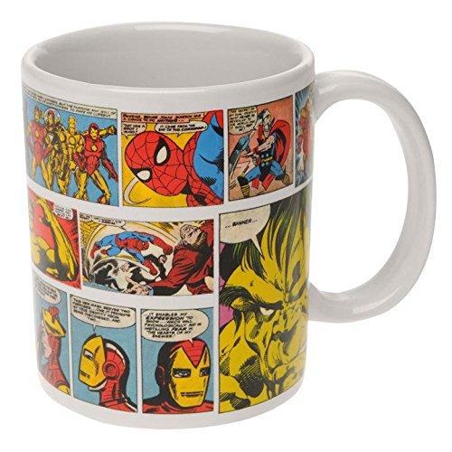 Marvel Comic paille SIP Tasse Mug de voyage en plastique