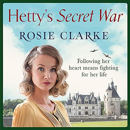 Hetty's Secret War cover art