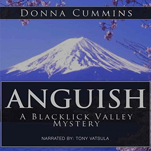 Anguish: A Blacklick Valley Mystery audiobook cover art