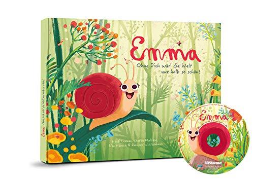 Emma: Ohne dich wär' die Welt nur halb so schön! (Buch inkl. CD)