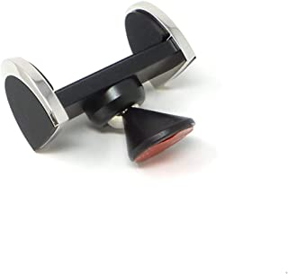 Bracketron Lux Car Holder for Mobile Phones (LX1-741-2) Black/Silver - New