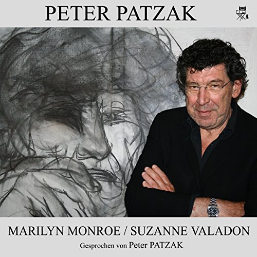 Marilyn Monroe / Suzanne Valadon audiobook cover art