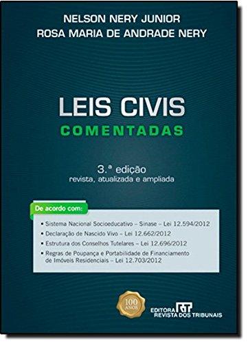 Leis Civis Comentadas