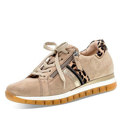 Gabor Shoes Baskets pour Femme Comfort, Confortable en Daim, modèle 46.355/34T38-5