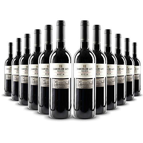 2015er - Barón de Ley - Reserva - Rioja D.O.Ca. (12 x 0.75 l)