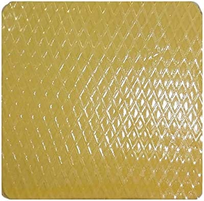 THERM PAD gift 101.6MMX101.6MM Manufacturer direct delivery GOLD of 5 Pack