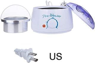 Intercorey 200CC Hand Wax Machine Hot Paraffin Wax Warmer Heater Body Depilatory Salon SPA Hair Removal Tool With Wax