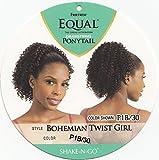 Drawstring Ponytail - Bohemian Twist Girl (P4/30)