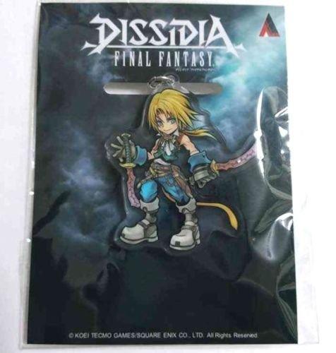 Final Fantasy Dissidia Acrylic Keychain Charm Zidane 58mm Square Enix Cafe Game