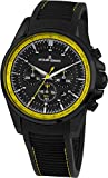 Jacques Lemans Liverpool Reloj de Hombre Cuarzo 44mm dial Negro 1-1799S