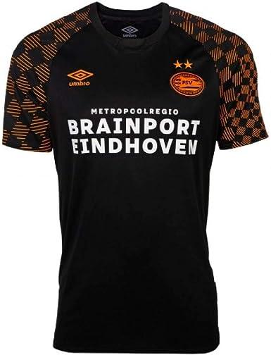 Umbro 2019-2020 PSV Eindhoven lejos fútbol camiseta : Amazon ...
