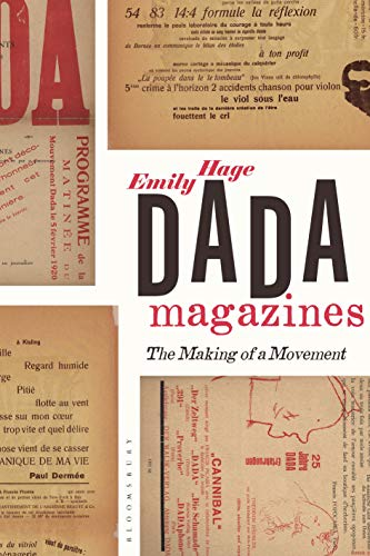 Dada Magazines: The Making of a Movement (Criminal Practice Series) (English Edition)